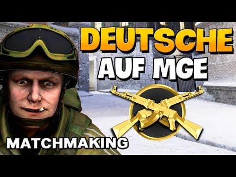 CS:GO SOLO Wettkampf auf Austria - Deutsche auf MGE