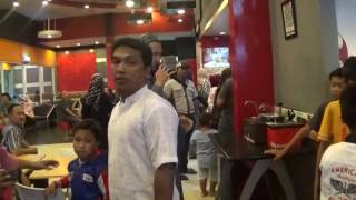 Video Lagu Taubat nine ball dinyanyikan di KFC SUBANG download MP3, 3GP, MP4, WEBM, AVI, FLV Mei 2018