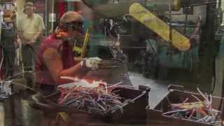 Channellock Pliers Factory Tour - Made In USA