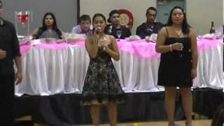 COOK ISLAND GOSPEL GROUP - HOLD ME WHILE I CRY - THE ESSENCE TRIO (S.D.A)