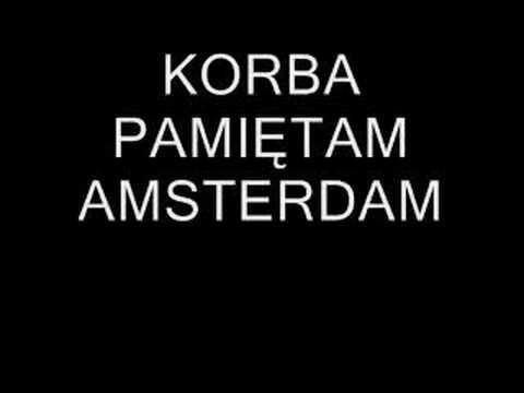 KORBA Pamiętam Amsterdam