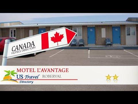 Motel L'Avantage - Roberval Hotels, Canada