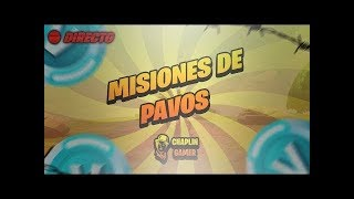 "MISION OF 40 PAVOS POWER 136$ WITH SUBS ""CARRITOTIME"" / FORTNITE SAVE THE WORLD"