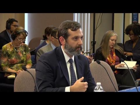 U.S. Election Assistance Commission Public Hearing