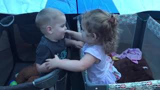 30 Baby Hugs and Kisses!   Try Not To Awww Challenge