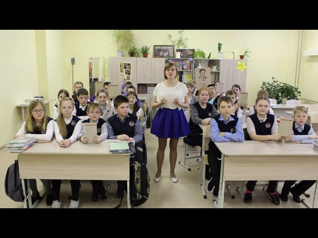 Изображение предпросмотра прочтения – ТатьянаСеребрякова читает произведение «Послушайте! (Послушайте! Ведь, если звезды зажигают…)» В.В.Маяковского