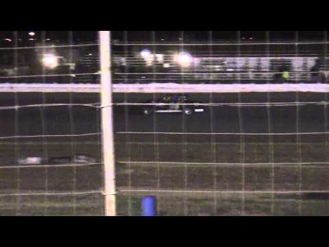I Stock Main at Lubbock Speedway 4-5-13