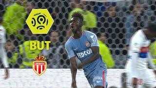 But Adama TRAORE (34') / Olympique Lyonnais - AS Monaco (3-2)  / 2017-18