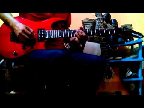 power slave malam ini gitar cover