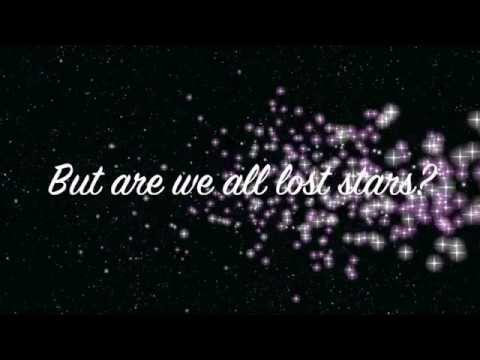 Adam Levine - Lost Stars Lyrics