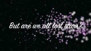 Adam Levine - Lost Stars Lyrics
