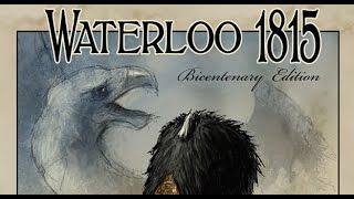 82.1.- Waterloo 1815 : Fallen Eagles (Hexasim): Componentes