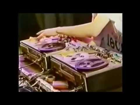 Mr. Tape: USSR DJ who Scratches Reel to Reel Tape