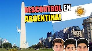 DESCONTROL EN ARGENTINA!