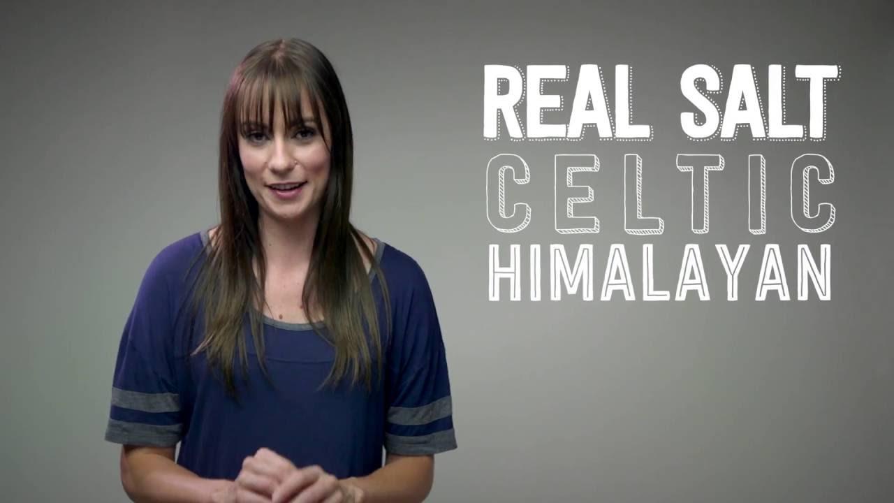 Real Salt vs Himalayan vs Celtic - Sea Salt Comparison