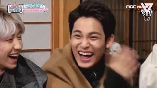 Seventeen funny moment from one fine day