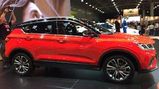 Джили - самые крутые китайские авто???