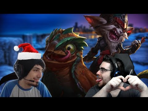 [ITA] IL DEGNO ALLIEVO DI KYRENIS - KLED TOP - League Of Legends thumbnail