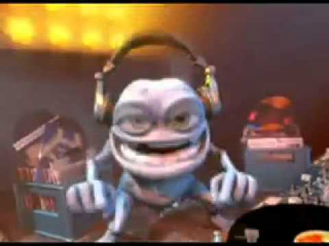 crazy frog - whoomp there it is original