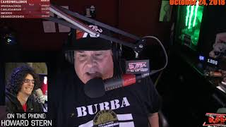 Howard Stern asks for Bubba's advice