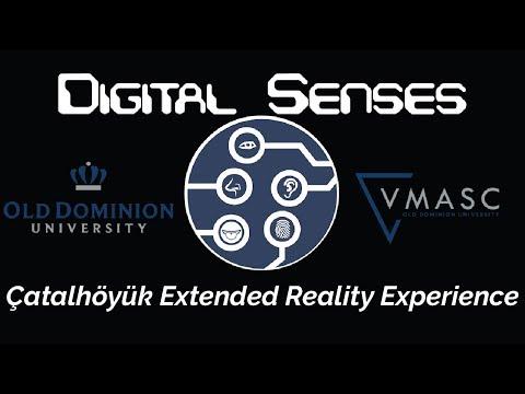DigitalSenses Extended Reality Çatalhöyük Experience