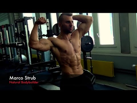 Nessential Motivation - BE Welcomes Marco Strub Natural Bodybuilder