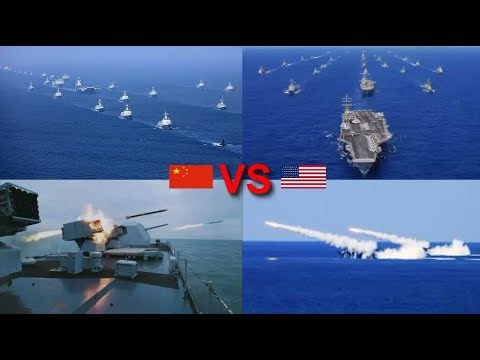 China vs America How the World War3 might start in the South China Sea