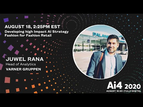Developing high Impact AI Strategy Fashion for Fashion Retail