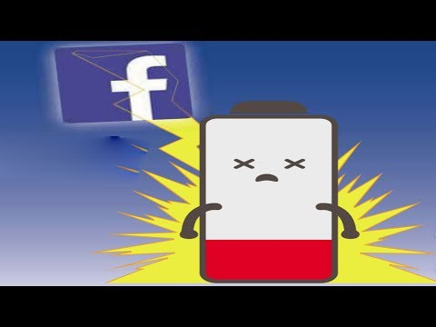 Stop Facebook Android App to Drain your Phone Battery