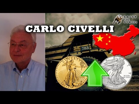 It's US Vs China in Commodities & China is Winning! - Carlo Civelli, Mining Sector Expert