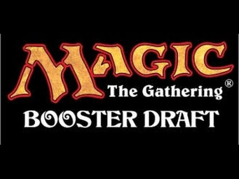 How To Magic: The Gathering Booster Draft - The Basics
