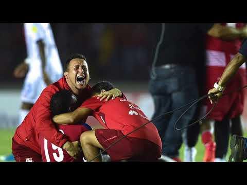 Panamá clasifica a su primer Mundial de Futbol
