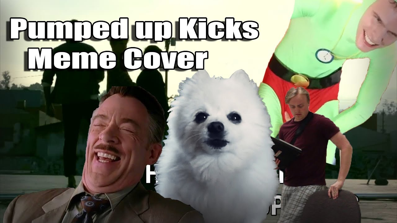 Pumped up Kicks Meme Cover/Meme Mashup - YouTube