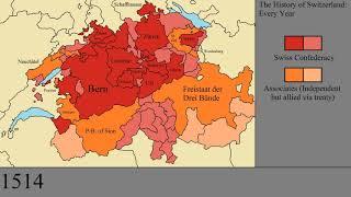 The History of Switzerland: Every Year