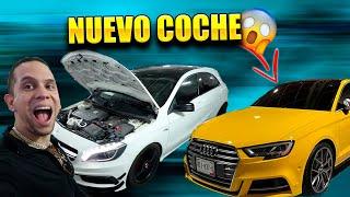 MI AMIGO COMPRA NUEVO AUTO Y MODIFICAMOS EL MERCEDES AMG    ALFREDO VALENZUELA