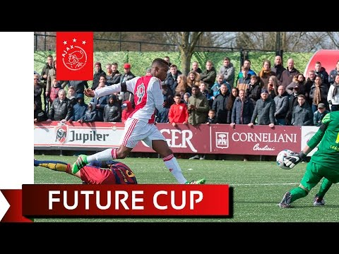 Highlights Ajax B1 Fc Barcelona Youtube