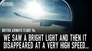 Irish Authorities Are Investigating After Multiple Pilots Report Strange UFO's off Irish coast...