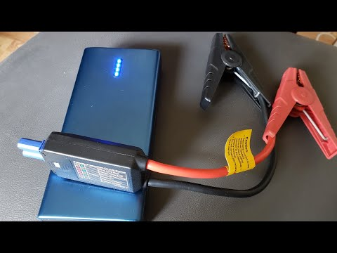 DEAD CAR BATTERY - So I Test Out A 200-400Amp 10,000 mAh Portable Jumpstarter- See What Happens