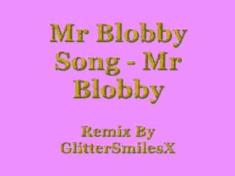 Mr Blobby Song - Mr Blobby [Helium]
