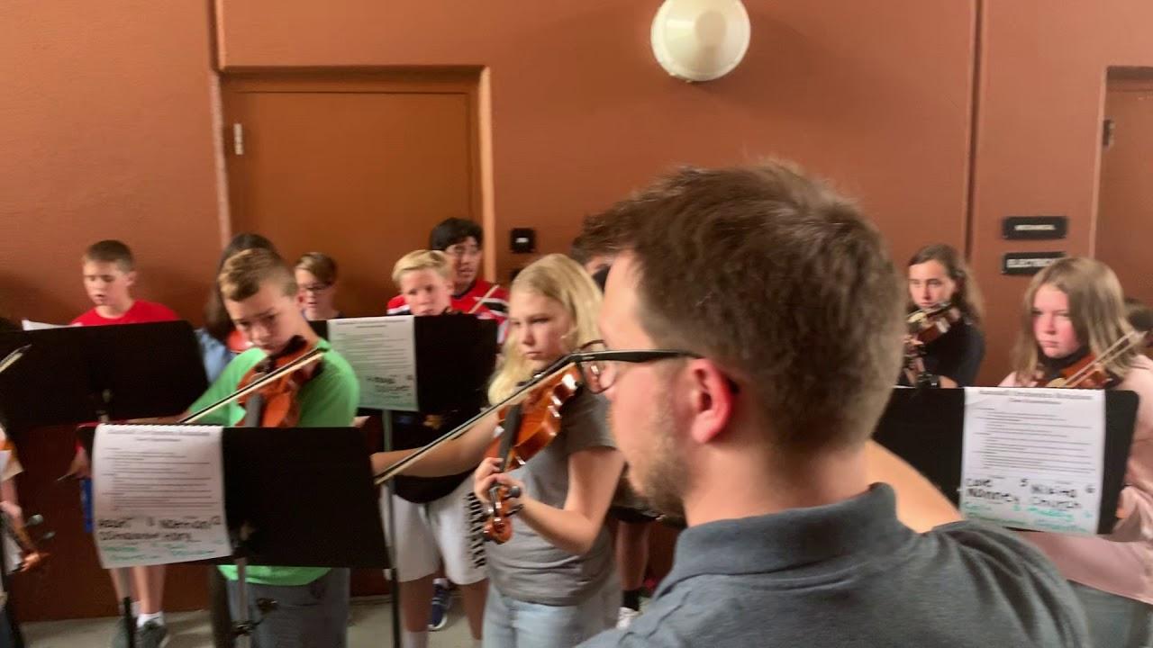 Ukuthula   RMS Chorus and Orchestra