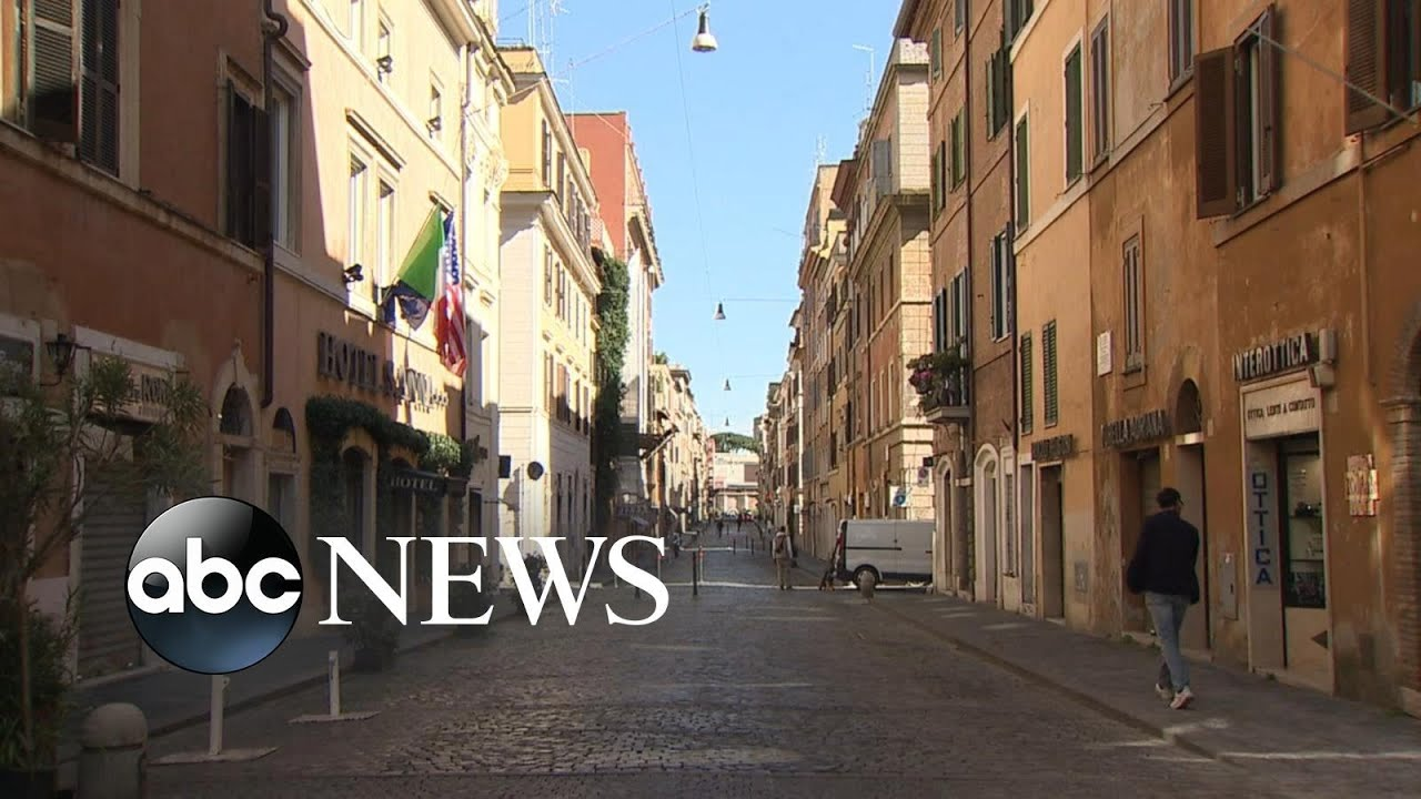 Nearly 200 people die in Italy in last 24 hours from coronavirus