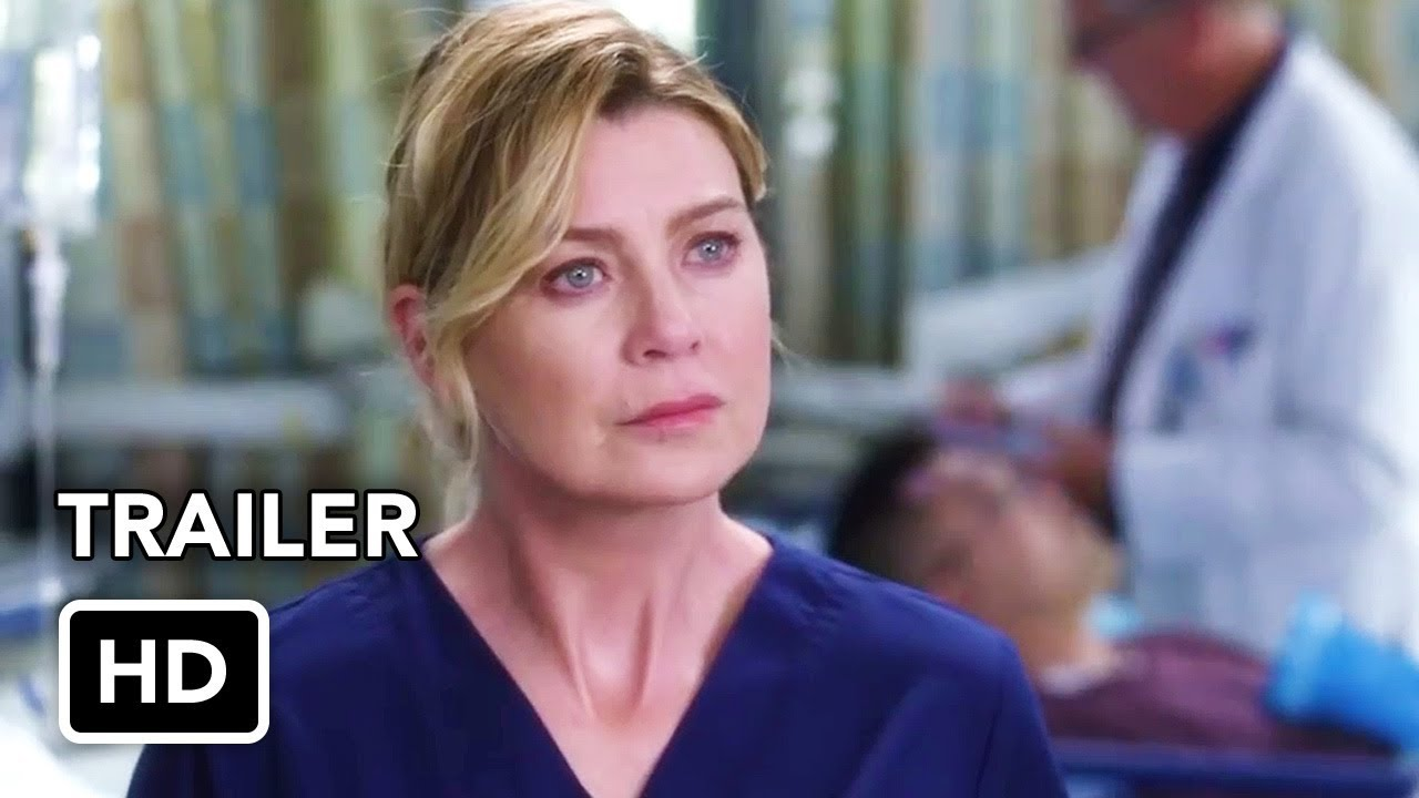 Greys Anatomy Season 15 Trailer Hd Youtube