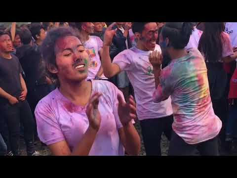 DJ wala Nepal super dance video holi