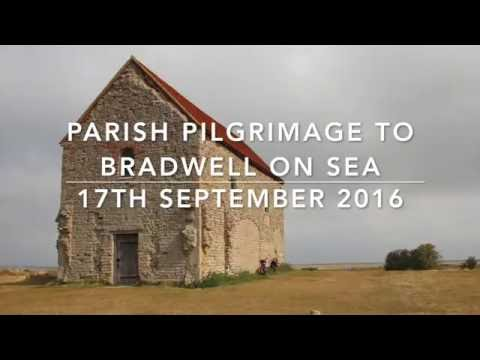 Parish Pilgrimage to Bradwell-on-Sea