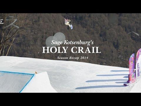 Sage Kotsenburg's 'Holy Crail' 2014 Season Recap | TransWorld SNOWboarding