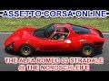 Alfa Romeo 33 Stradale ONLINE - Part 1 of 2 - My TOP 5 RSR Hotlap @ Nordschleife