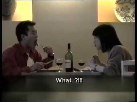 Japanese restaurant sketch / Japanischer Restaurant-Sketch / 和食レストランについてのジョーク