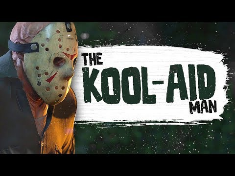 THE KOOL AID MAN - Friday The 13th: The Game