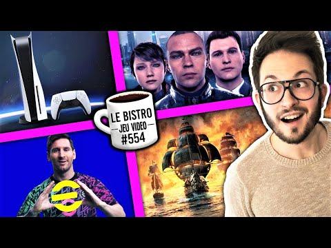 PS5 grosse étape franchie 🚀 Skull & Bones 8 ans de galère, eFootball tacle FIFA sur Twitter 🔥