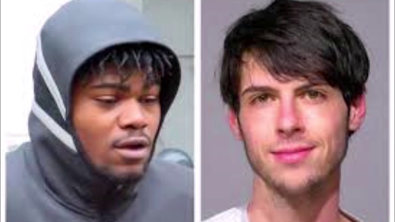 Police Confront 2 Men; 1 White 1 Black ; Only 1 Is Shot